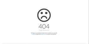 ปัญหา Error 404 ในเว็บไซต์ SEO จะแก้ไขอย่างไร